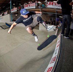 Oscar Skateboarding